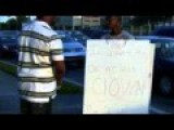 Dad Makes Son Wear Sign In Florida Street Corner