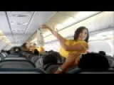 Dancing Flight Attendants