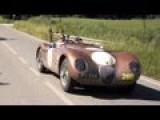 Driving A Jaguar C-Type On The Mille Miglia - CHRIS HARRIS ON CARS