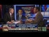 Dr. Benjamin Carson: The People Want To Hear Truth & Common Sense Lou Dobbs - FBN - 3-16-13