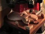 DBZ Guitars - Bolero - CNC Time Lapse