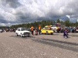 Drag Racing From Finland