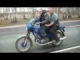 Epic Motorcycle FAIL