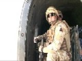 Exclusive Footage - Helicopter Flight Into Baghdad 2006