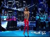 Ex Miss France And Big Boobs Dance On TV French