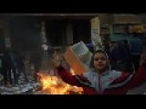 Egypt Protesters Trash Muslim Brotherhood Party Office