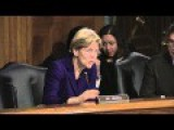 Elizabeth Warren's Q&A Of Ben Bernanke At Senate Banking Committee Hearing