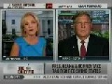 FLAILING Andrea Mitchell In Defence Of Obama's Outsourcing YOUR TAX DOLLARSS