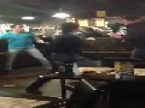 Fight In A Restaurant