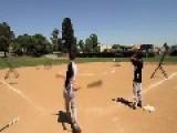 Follow The Bouncing Baseball