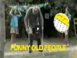 Funny Old People-Offenbach Can Can Music
