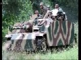 FIRE ! WWII German StuG III New Replica In Action-WW2 1000 Reenactment-Sturmgeschütz III Sd.Kfz.142