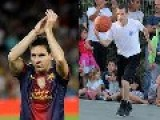 FC Barcelona Slammed Over Shalit Invite