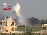 FSA Fighters Bring Meng Airfield Under Fire: Aleppo Governate