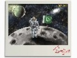 First Pakistani Man On The Moon!