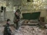 FSA Terrorists Who Destroyed Grave Of Hajr Ibn Adi Ra In Syria