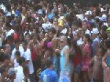 Fighting At Rio Carnival Brazil 2012
