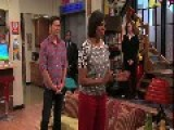 First Lady Random Dancing On ICarly