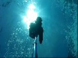 Freediving A Myterious Underwater Pyramid