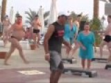 Fat Guy Dancing