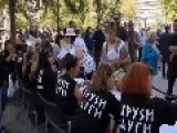 Golden Dawn Far-right Party Give Out Food To Greek Nationals Only