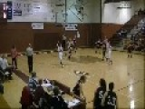 Girl Nails A Full Court Shot *VOLUME*
