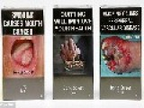 Gruesome Images Of Mouth Tumours And Gangrene: How Every Cigarette Packet On Sale In Australia Will Look From Tomorrow