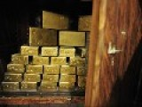 German Held For Trying To Smuggle Ton Of Gold, Silver Out Of Greece