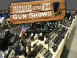 Gun Show Panic Buying  Las Vegas Dec 2012
