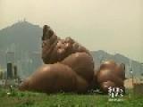 Huge Poop Drops On Hong Kong