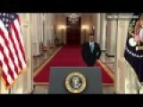 Health Care Decision Has President Obama In A Dancing Mood