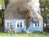 House Fire In Memphis, TN