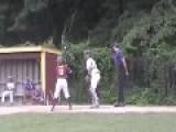 Harry Highpants Takes Baseball Umpiring Seriously