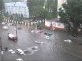 Heavy Rain Effects In Odessa