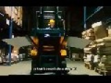 Humorous Safety Film, Staplerfahrer Klaus, Der Erste Arbeitstag Forklift Driver Klaus, The First Day On The Job