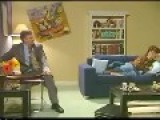 Hilarious Scene From Some TV Comedy-show!!