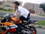 Heavy Bike Wheeling Lahore Pakistan