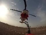 Helicopter Sling Load Operation In Sinai, Egypt