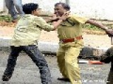 INDIA !!! 50-year-old Delhi Constable Suspended For Stripping In Front Of Women