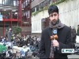 Islam Vs Britain Tensions Linger As Muslims Are Forced To Pray Outside London University