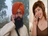 Indian Punjabi Prank Calls Canadian Woman