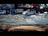 Insane Taxi Man Running Over People And Other Vehicle