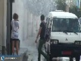 In Lebanon, Always Free Car Wash Somewhere !!