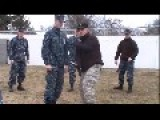 Impressive, Scary Military Edged Combat Instruction