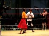 Insane Wrestling Event Between Women In Bolicia