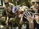 Israeli Soldiers Crying Like Babies