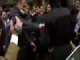 Iranian Police Brutality. Guy Arrested For Shoplifting