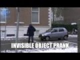 INVISIBLE OBJECT PRANK