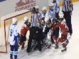 I'll See Both Your Under-10 And Junior Fight Clips, And Raise You A Series Of All-in Brawls