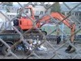 Incredible Excavator Loading In Mongolia